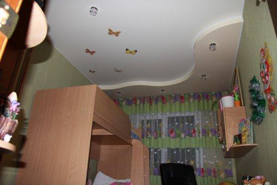 Детская комната с виниловыми наклейками