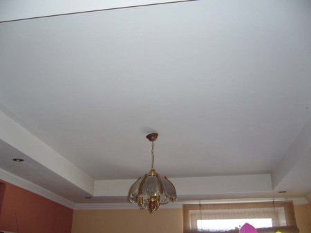 Матовый потолок для кабинета