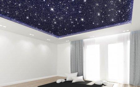 Натяжной потолок 3D