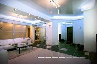 Натяжной потолок для студии