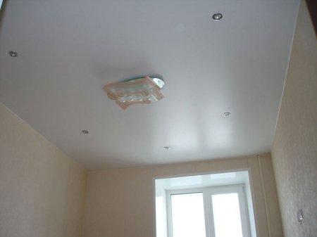 Сатиновый потолок в детской комнате
